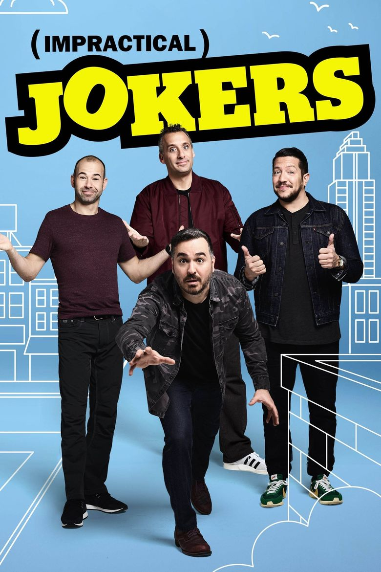 Watch Impractical Jokers