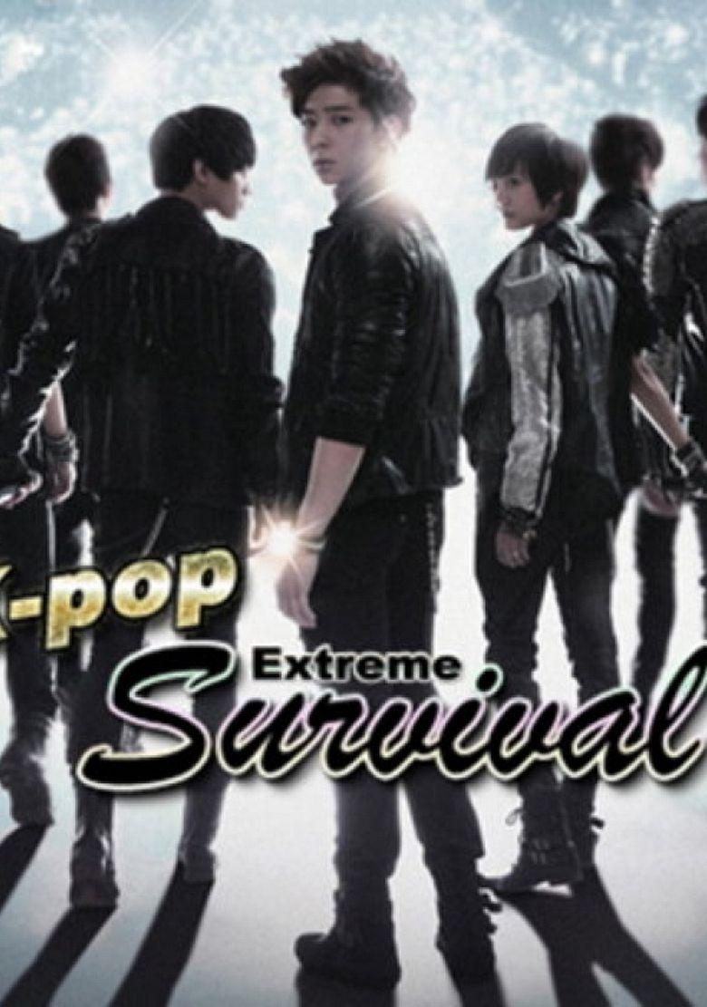 K-Pop Extreme Survival Poster