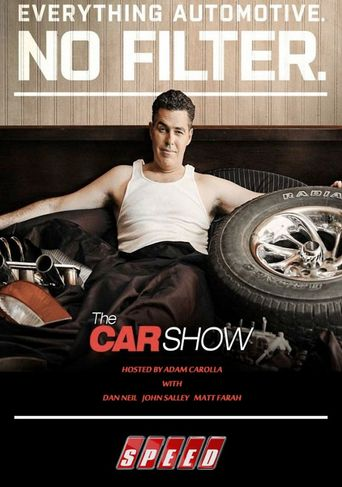 The Car Show Poster