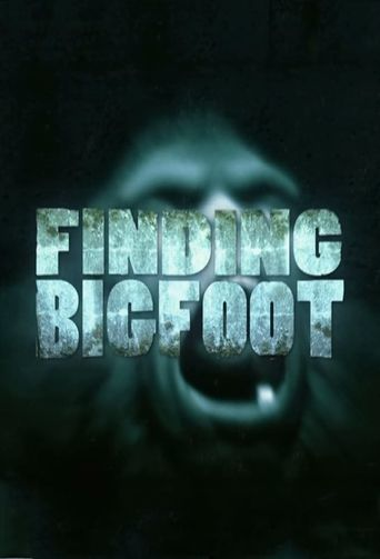 Finding Bigfoot Poster