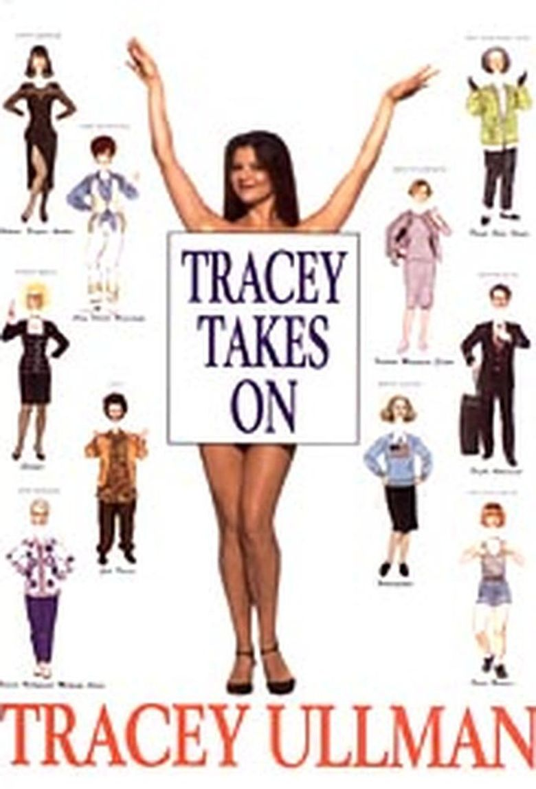 Tracey Takes On... Poster