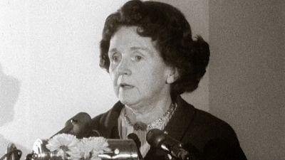 Season 29, Episode 04 Rachel Carson