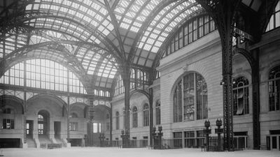 Season 26, Episode 05 The Rise and Fall of Penn Station