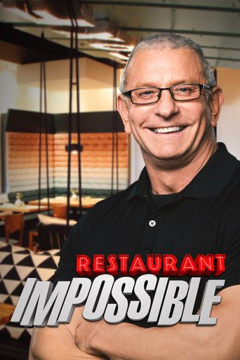 Restaurant: Impossible Poster