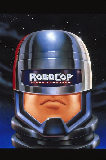 RoboCop: Alpha Commando Poster
