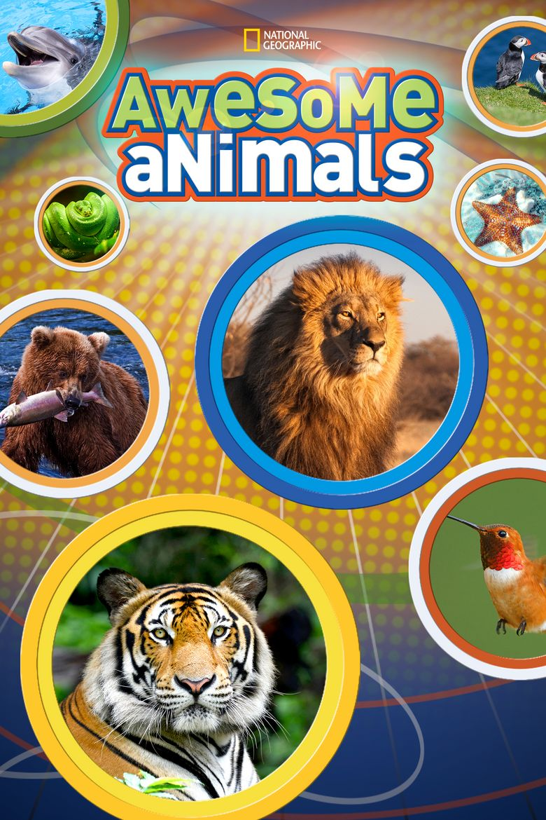 Awesome Animals Poster