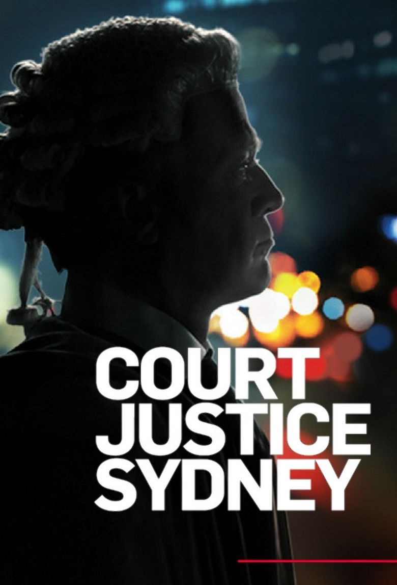 Court Justice: Sydney Poster