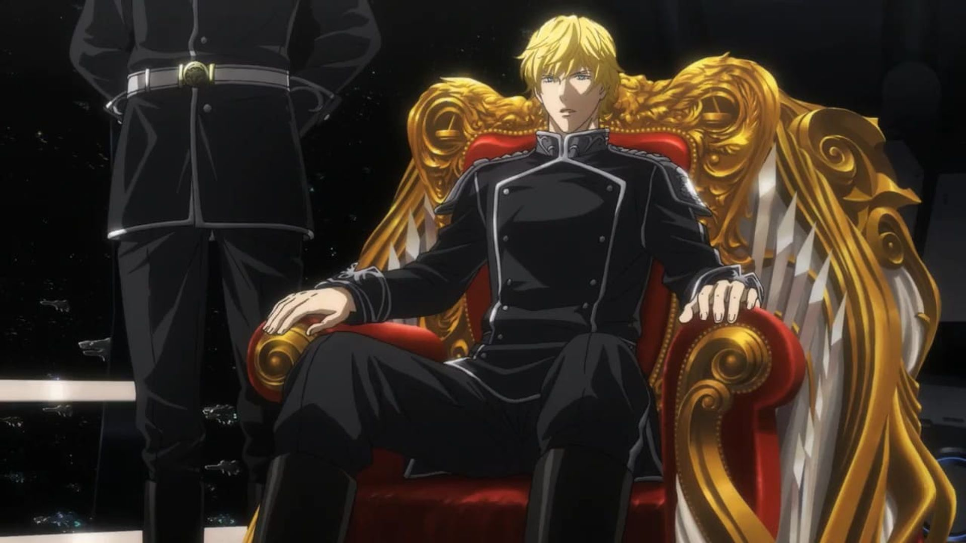The Legend Of The Galactic Heroes Die Neue These Watch Episodes