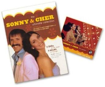 The Sonny & Cher Comedy Hour Poster