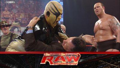 Season 2008, Episode 01 Raw 806