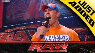 Season 2010, Episode 01 Raw 888