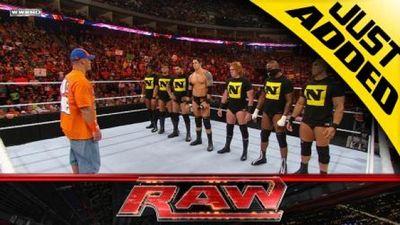 Season 2010, Episode 01 Raw 895
