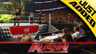 Season 2010, Episode 01 Raw 902