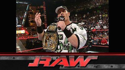 Season 2006, Episode 01 Raw 658