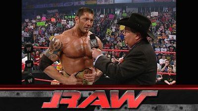 Season 2005, Episode 01 Raw 620