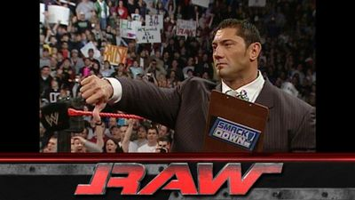 Season 2005, Episode 01 Raw 613