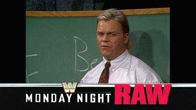 Season 1995, Episode 01 Raw 122