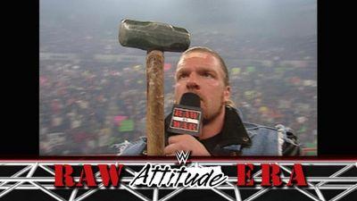 Season 2001, Episode 01 Raw 400