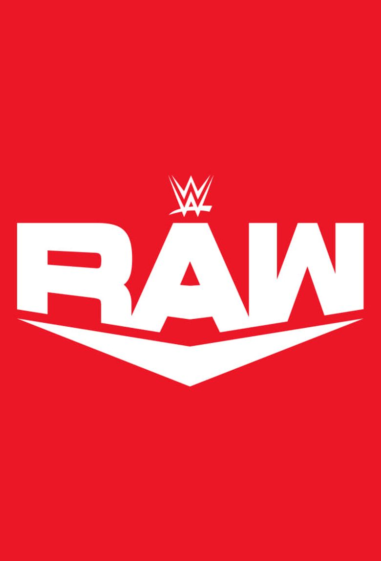 WWE Raw Poster