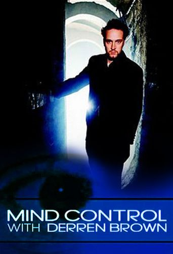 Mind Control with Derren Brown Poster