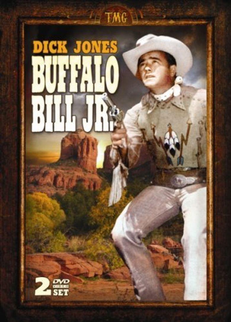 Buffalo Bill, Jr. Poster