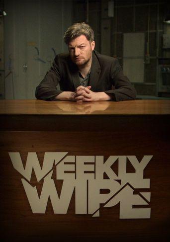 Charlie Brooker's Weekly Wipe Poster