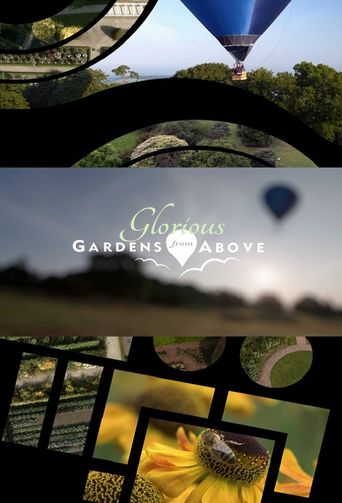Glorious Gardens from Above Poster