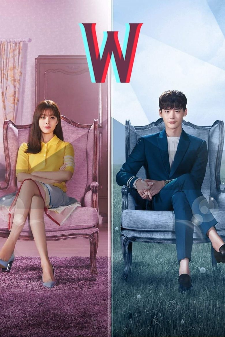 W: Two Worlds Poster