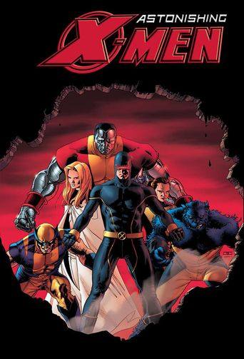 Astonishing X-Men Poster