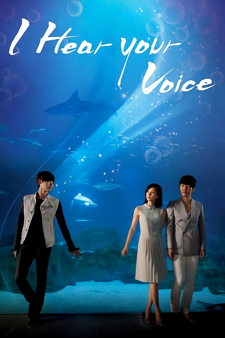 I Hear Your Voice Poster