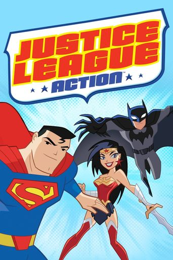 Watch Justice League Action