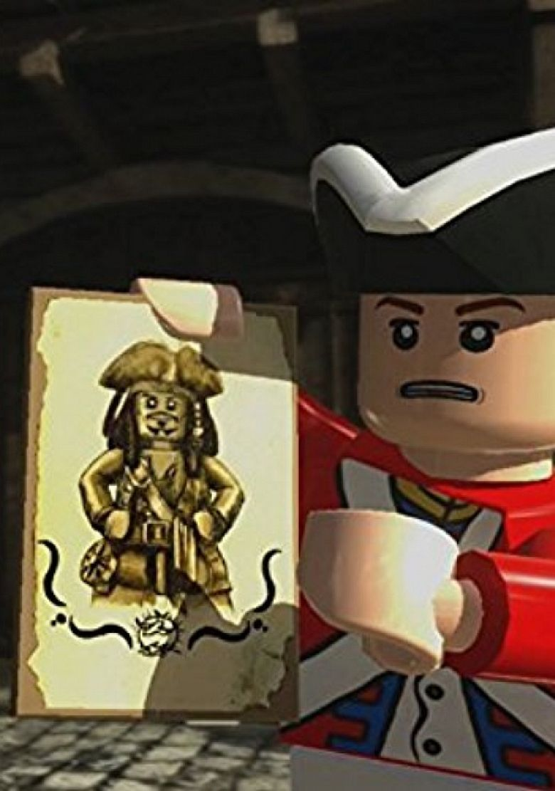 Lego Pirates of the Caribbean Playthrough Poster