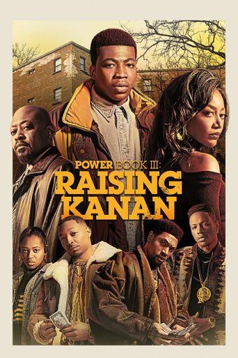 Power Book III: Raising Kanan Poster