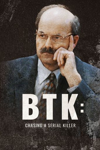 BTK: Chasing a Serial Killer Poster