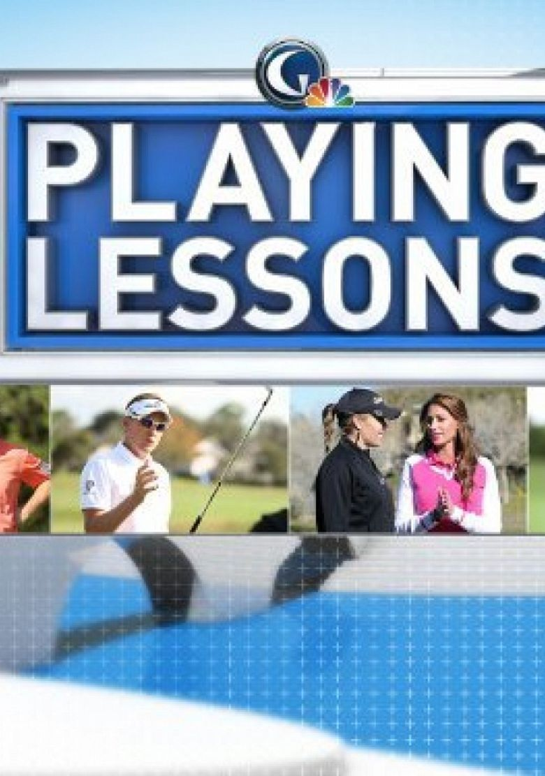 Playing Lessons Poster