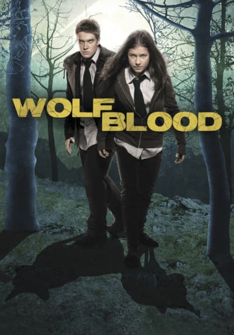Wolfblood Poster