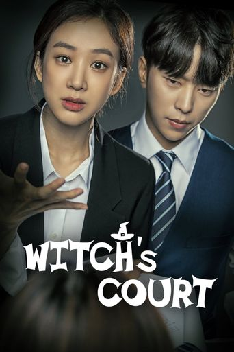 Witch's Court Poster