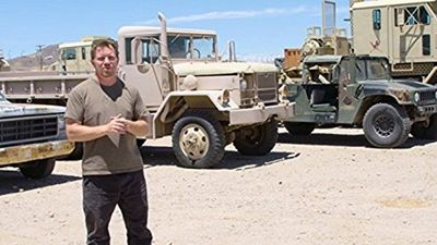 Season 10, Episode 183 How to Buy a Government Surplus Army Truck or Humvee
