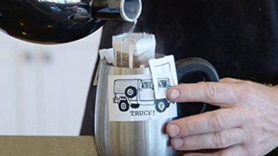 Season 10, Episode 185 Camping Coffee Hack With Overland Coffee