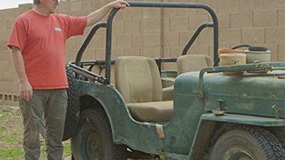 Season 05, Episode 80 Verne's Garden Jeep