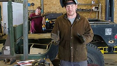 Season 09, Episode 163 How to Make a Mobile Welding Table