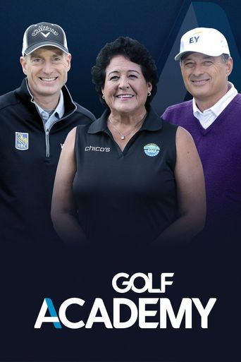 Golf Channel Academy Poster