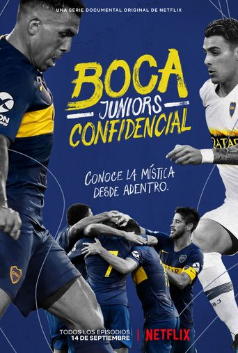 Boca Juniors Confidential Poster
