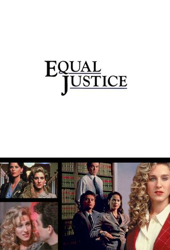 Equal Justice Poster