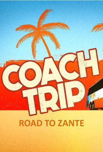 Coach Trip: Road to Zante Poster