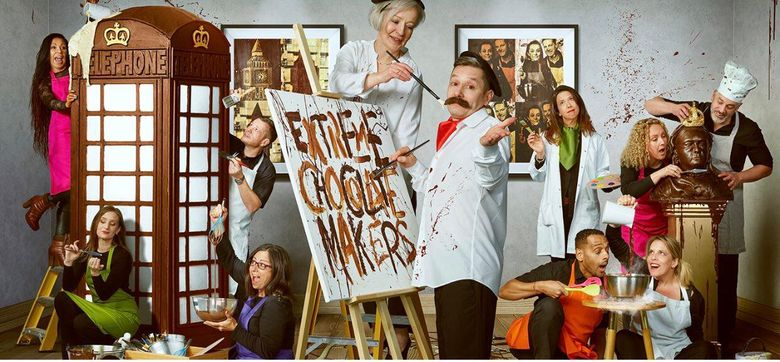 Extreme Chocolate Makers Poster