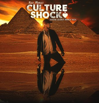 Culture Shock, Bridging Cultures Through Magic Poster