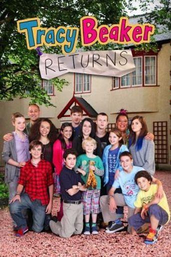 Tracy Beaker Returns Poster