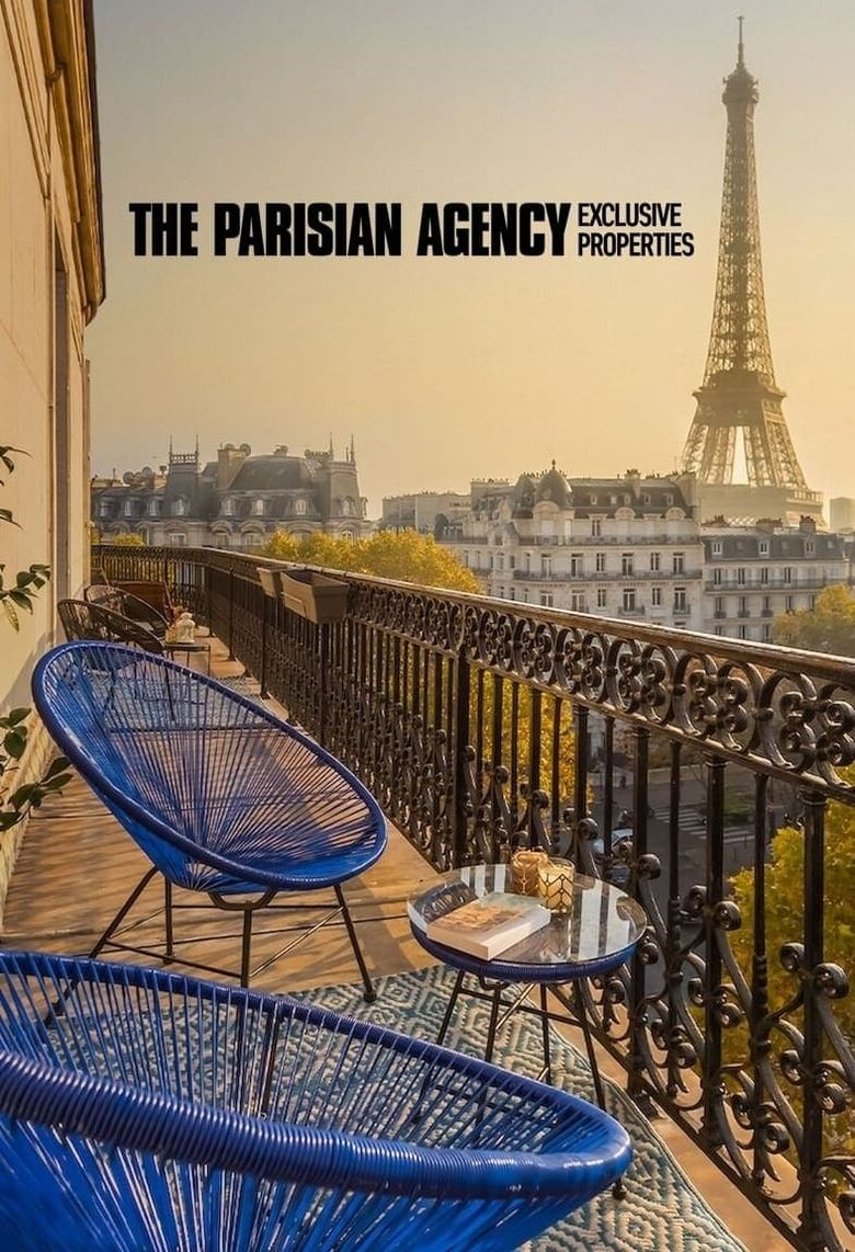 The Parisian Agency: Exclusive Properties Poster