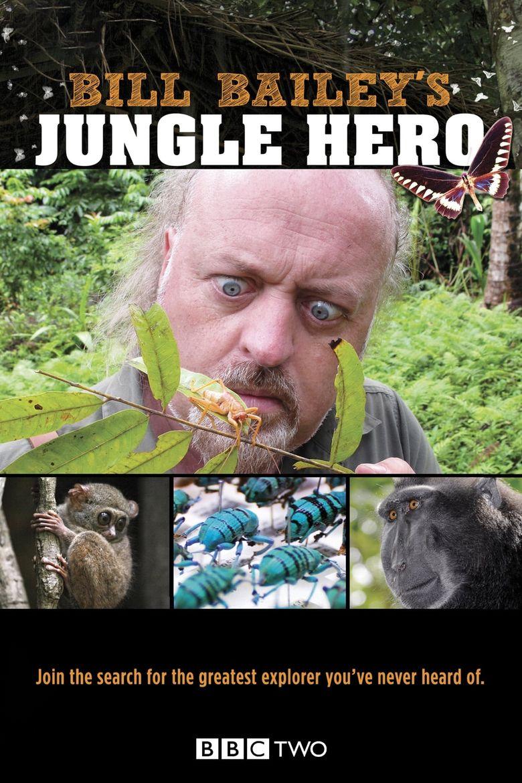 Bill Bailey's Jungle Hero Poster